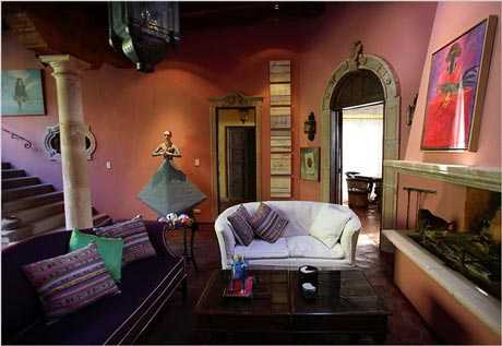 Ambientes mexicanos - Mexican home decor ideas ...
