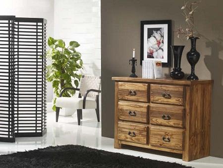 C modas de madera r sticas y perfectas para tu habitaci n muebles decora ilumina - Decorar habitacion rustica ...