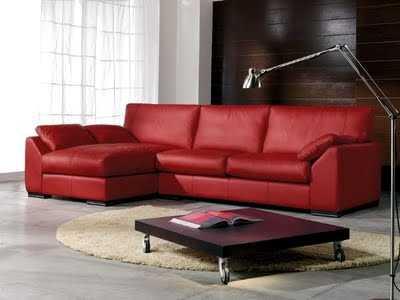 Muebles de cuero para tu sala, Â¡todo sobre modelos y colores ...