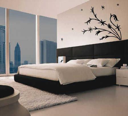 Adhesivos decorativos dale m s vida a tus paredes for Adhesivos para dormitorios