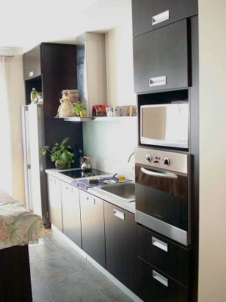 Muebles de melamina para tu cocina cocina decora ilumina - Muebles de cocina color wengue ...