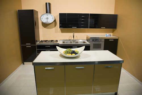 Reposteros para cocinas pequeñas, ¡soluciones ideales! | Cocina ...