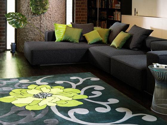 Alfombras de centro para sala deja entrar el color a tu - Casa de alfombras ...