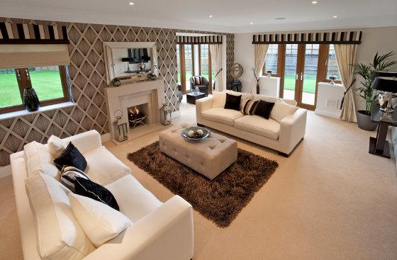 Alfombras de centro para sala deja entrar el color a tu for Tipos de alfombras