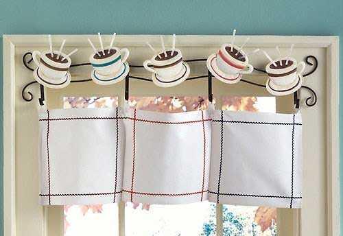 Modelos De Cortinas Para Tu Cocina Escoge Tu Favorito Cocina - Que-cortinas-poner-en-la-cocina