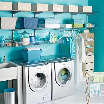 ¿Cómo decorar el cuarto de lavado?  Tip Del Dia - Decora ...
