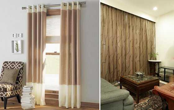 Modelos de cortinas de sala comedor imagui for Cortinas de living