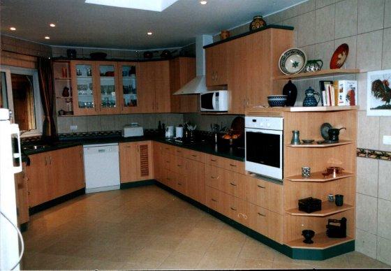 Muebles de melamina para tu cocina cocina decora ilumina - Mobiliario de cocina precios ...