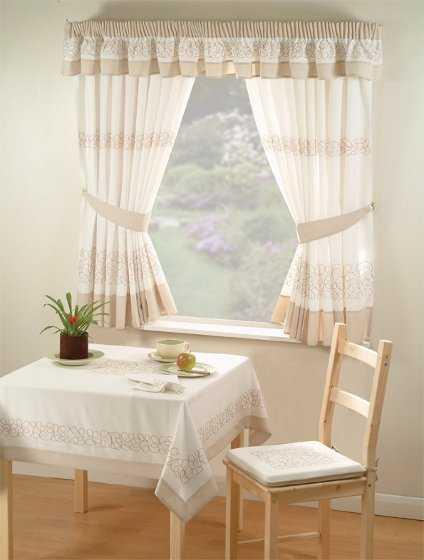 Modelos de cortinas para tu cocina escoge tu favorito for Modelos de cortinas