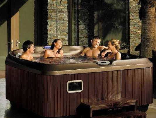 Tinas De Baño Dimensiones:Decoración de baños para casa: tinas y jacuzzis 2012