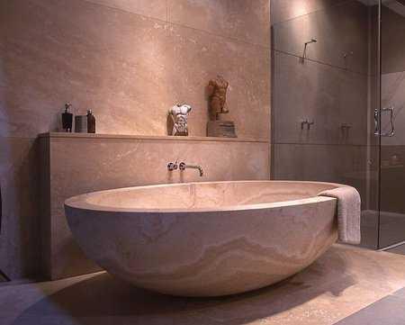 Decoraci n de ba os para casa tinas y jacuzzis 2012 for Bathtub styles types of bathtubs