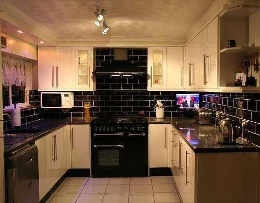 Azulejos perfectos para tu cocina modelos diversos for Modelos de pisos de cocina