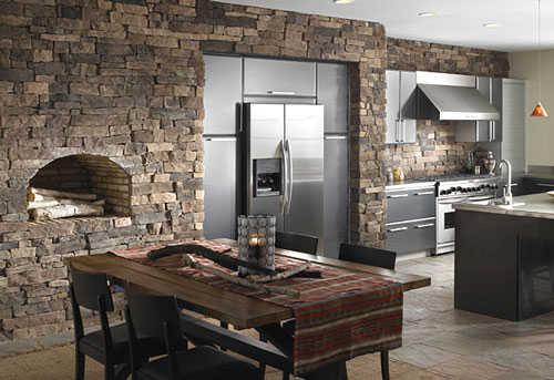 Azulejos perfectos para tu cocina modelos diversos for Azulejos para paredes comedor