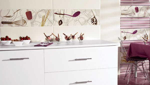 Azulejos perfectos para tu cocina modelos diversos for Losetas para cocina modernas
