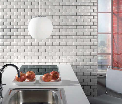 Azulejos perfectos para tu cocina modelos diversos for Baldosas cocina