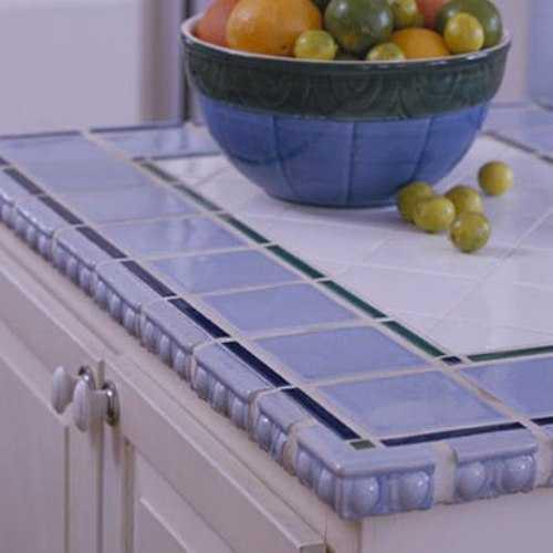 Ceramic Countertops Kitchen: Azulejos Perfectos Para Tu Cocina, ¡modelos Diversos