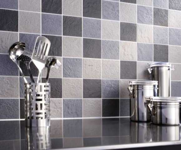Azulejos perfectos para tu cocina modelos diversos cocina decora ilumina - Pintar azulejos de cocina ideas ...