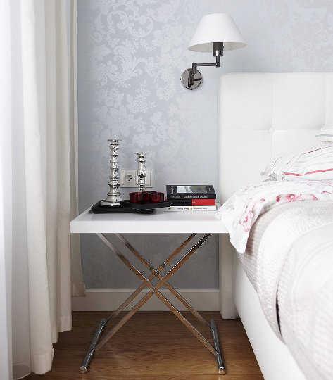 Mesitas de noche para espacios peque os muebles nina - Mesitas de noche para espacios reducidos ...