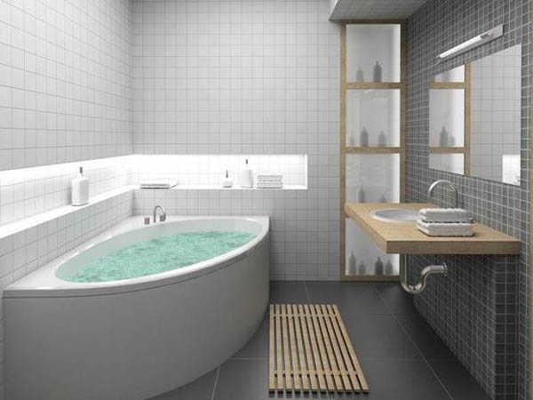 Acabados para baños