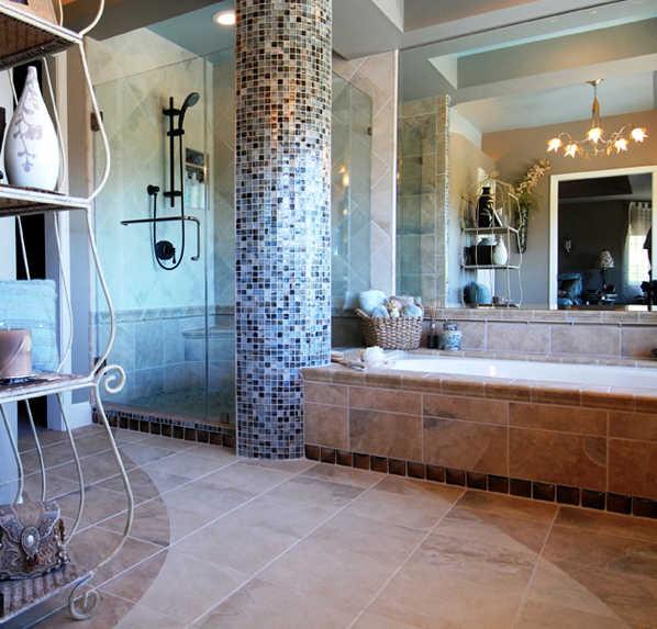 Porcelanato para baños, ¡modelos ideales! | Muebles Nina