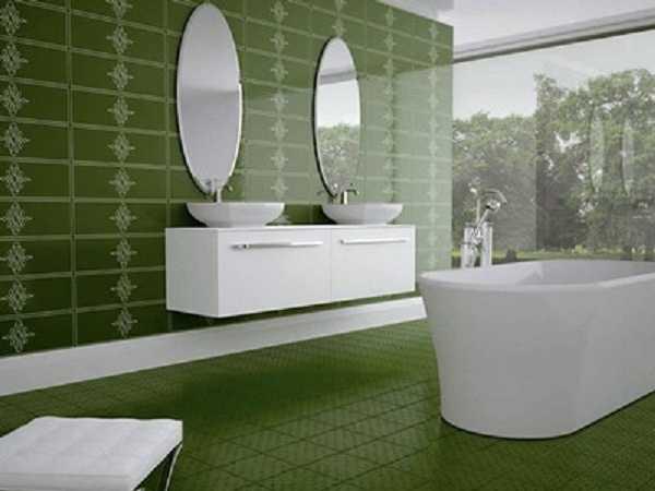 Azulejos Baño Bauhaus:Porcelanato para baños, ¡modelos ideales!