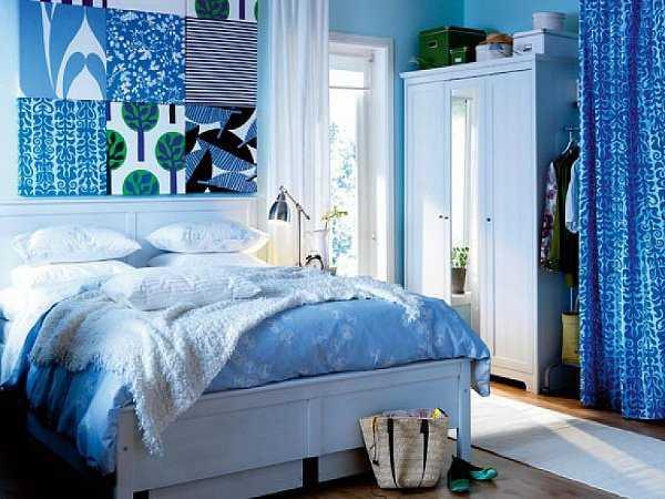 Dormitorio En Celeste lo Que Soaste