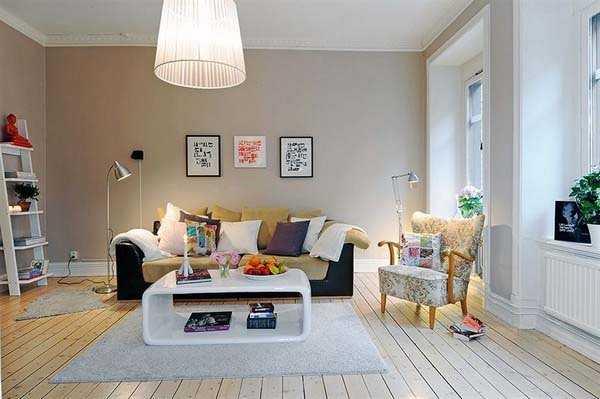 Cmo decorar una sala de forma acogedora Sala Decora Ilumina