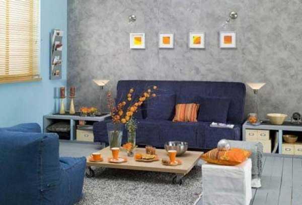 Alolocoyalotonto tienda de dise o c rdoba sala en azul for Sala gris con azul