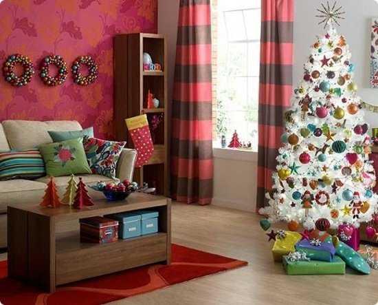 Decoraci n de rbol navide o nuevas y lindas ideas - Decoracion de arboles navidenos para ninos ...