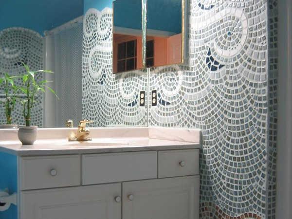 A decorar el ba o con las mejores tendencias del 2013 for Que son los azulejos