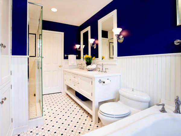 A decorar el ba o con las mejores tendencias del 2013 for 8x12 bathroom ideas