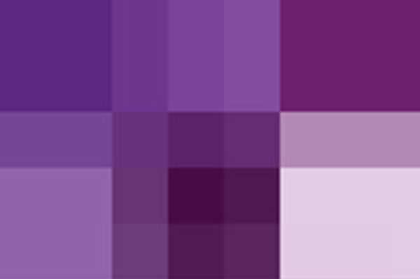Ayuda paleta de colores foro organizar una boda - Gama de colores morados ...