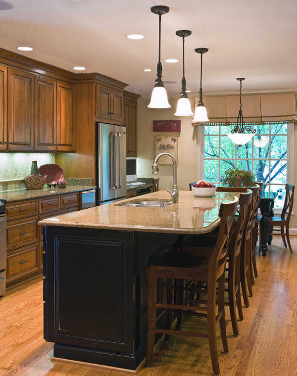 Kitchen Island Design Ideas 600 x 760