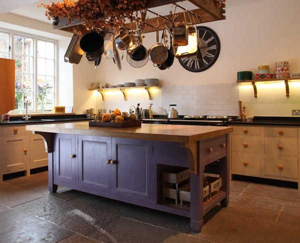 Isla de cocina dise os que te encantar n cocina for Islas en cocinas rusticas