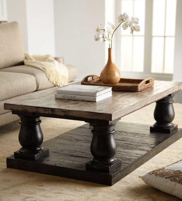 Decoraci n de mesas de centro infaltable para tu sala for Como decorar mesa de centro