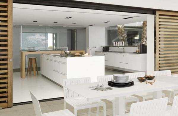 Decoraci n de cocinas las mejores tendencias para este for Cocinas super modernas