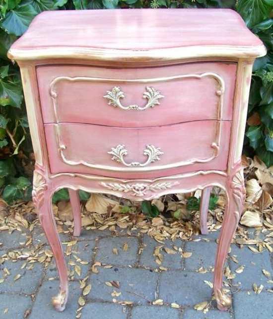 Pintureria nalon - Pintar muebles estilo vintage ...