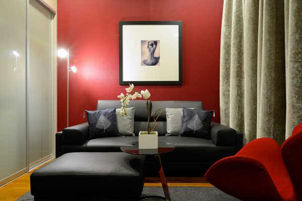 Elige los mejores cojines para tu sala minimalista for Combinacion de colores para sala