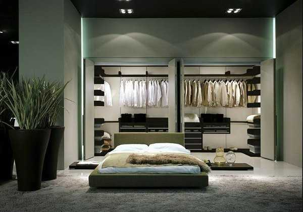 Minimalist Style Luxury walk in closet!