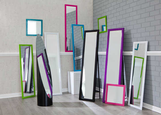 Decora tus ambientes con las ltimas tendencias que trae for Espejo pared habitacion