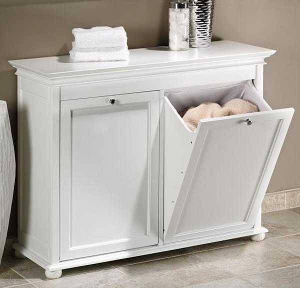 Muebles para la ropa sucia atr vete a renovar la for Mueble planchador ikea