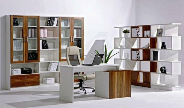Crea un espacio en tu casa que fomente el estudio en tus for Muebles de estudio modernos