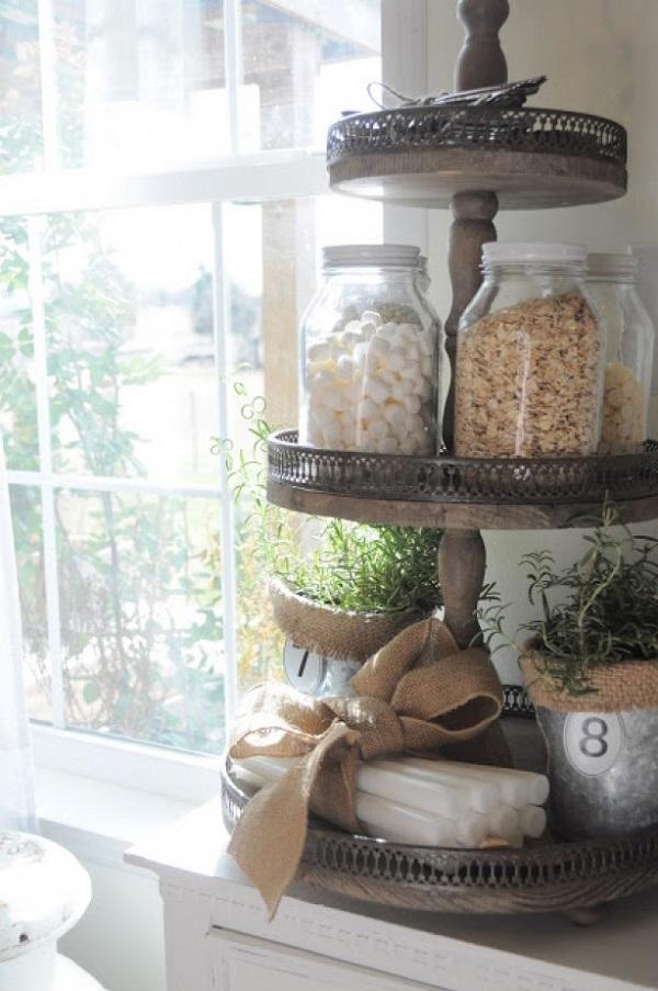resa los frascos grandes y pequeos de vidrio para almacenar avena maz etc