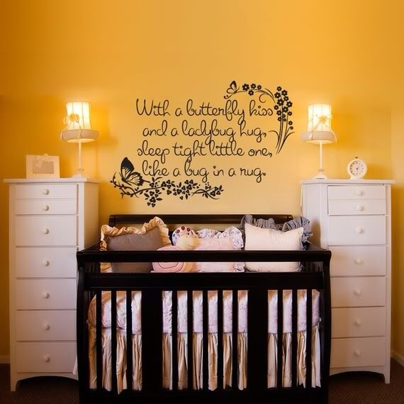 The Hallam Family Baby Room Ideas: 10 Ideas De Decoración De Cuarto Para Bebés