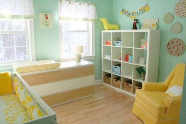 Los colores pueden influenciar la personalidad de tu beb - Color pared habitacion bebe ...