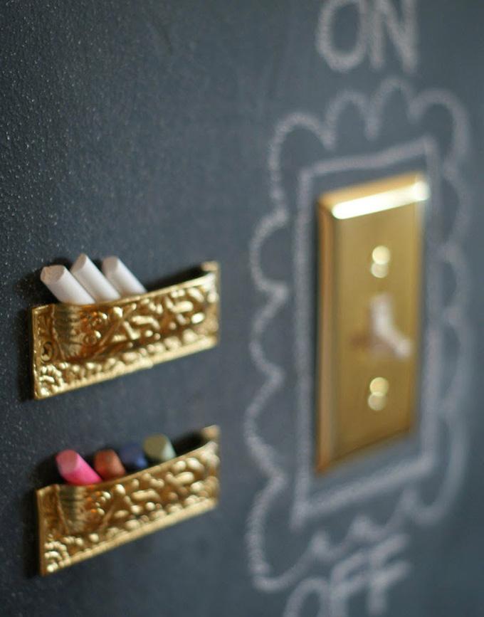 15 ideas geniales para decorar tus interruptores diy - Interruptores de diseno ...