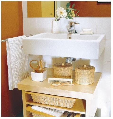 ideas de baño espacios pequeños fotos Grandes Ideas Para Pequeos Baos Bao Decora Ilumina