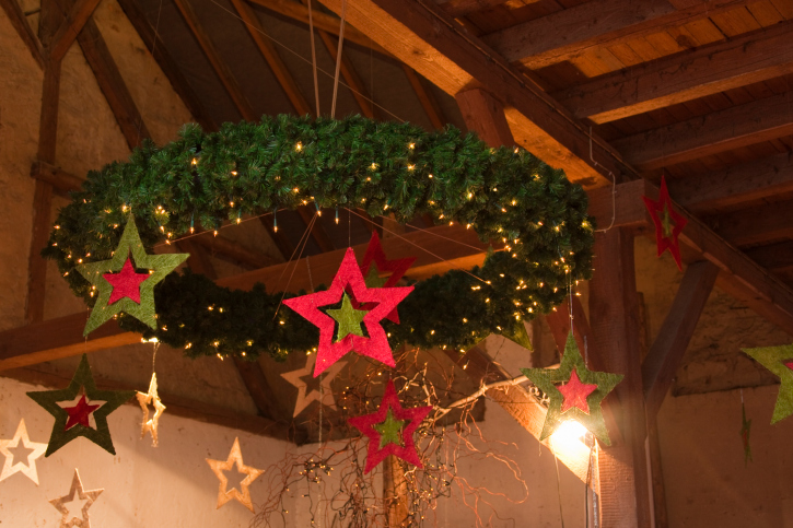 Conoce las ltimas tendencias en decoraci n navide a - Decoracion navidad exterior ...